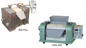 EXAKT Three Roll Mills 80S Plus 120S