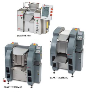 EXAKT Electronic Three Roll Mils