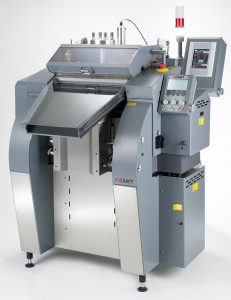 EXAKT 120EH-450 Three Roll Mill