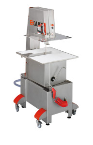 EXAKT Pathology Saw, diamond band saw, pathology,