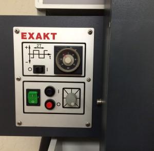 EXAKT 300 panel
