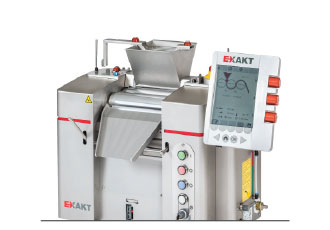 Exakt 80E Plus for Three Roll Mills