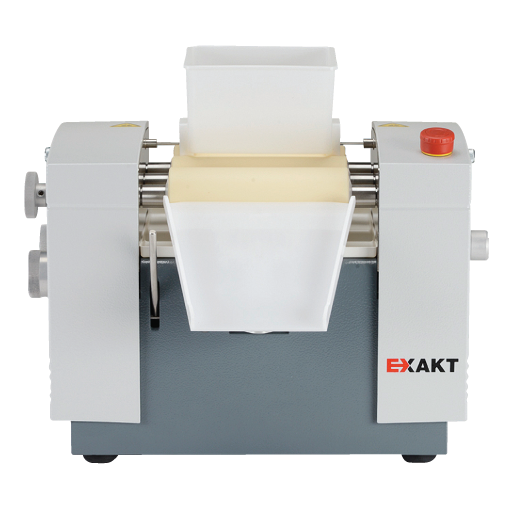 Exakt Tech three roll mill
