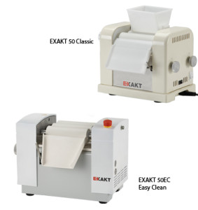 EXAKT 50 and 50EC Ointment Mills
