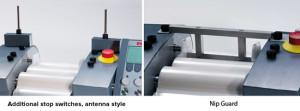 EXAKT 80E, safety-elements, exakt ointment-mills